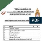 Atención Preventiva en Salud Bucal Del Niño
