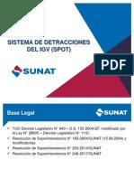 Sistemas de Detracciones Del IGV 31102017