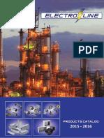 Electroline Fittings Catalog, 2015-2016