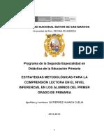 Proyecto de Investigacion Accion Celila