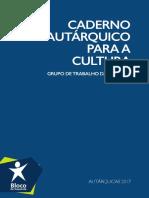 Caderno Autarquico Cultura 2017 BE