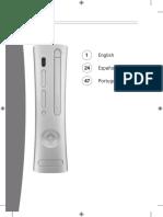Manual Xbox360 Arcade