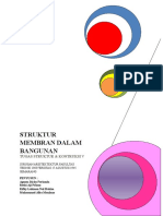 Struktur Membran Dalam Bangunan