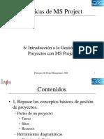 Presentacion Practicas MSProject