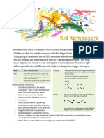 hand out for kid komposers pdf