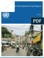 United Nations Millennium Development Goals Report 2010