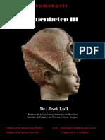 Seminario Amenhotep III