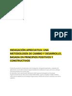 LA INDAGACIÓN APRECIATIVA.pdf