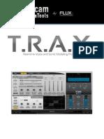 TRAX User Manual