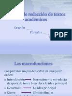 Proceso de Redaccion Pptx