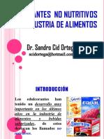 Ponencia-edulcorantes No Nutritivos-16 Oct 2015