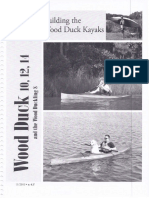 Building the Wood Duck Kayak