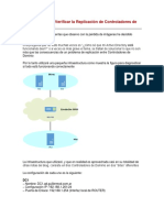 Active Directory Verificar La Replicación de Controladores de Dominio