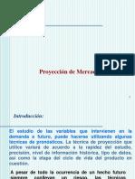 Proyeccion Del Mercado (1)