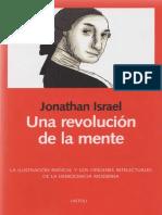 Israel, J. - Prólogo y Conclusión, en Una revolución de la mente. La Ilustración radical y los orígenes intelectuales de la democracia moderna.pdf