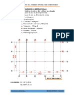 Modelo Dinamico de Estructuras
