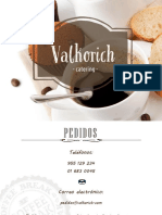 Valkorich - Carta Coffee Break