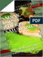Varios - Salsas Dips Y Aderezos Saludables