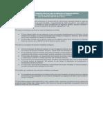Directiva de La f.de La Nacion Sobre El Proceso Inmeiato