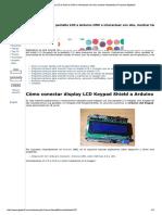 Conectar pantalla LCD a Arduino UNO e i...pdf