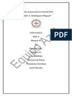 ADA 3 B3 Info