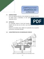 Dibujo Industrial II - Engranajes Cónicos