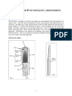 Clarinet Reed Functionality, Adjustment, And Care