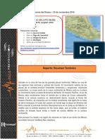 Comunicado Especial Sismo 23-11-2015