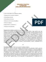Idiologia y Politica Ciencias Sociales