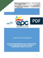 EPC-SIGC-Pn- 6 Plan de Aseguramiento