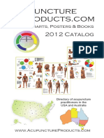 Acupuncture Products Catalog 2012