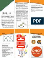 DHCP - Triptico