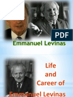 Emmanuel Levinas__Life and Career