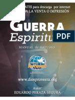 La Guerra Espiritual - Pastor Eduardo Peraza- Segura - Descarga FREE