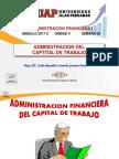 Semana 5 - Administracion Del Capital de Trabajo