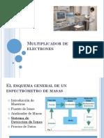 Multiplicador de Electrones
