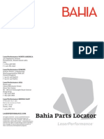 Laser Performance Bahia Part Locator Diagrams