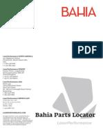 Laser Performance Bahia Part Locator Diagrams