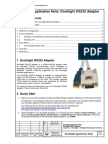Docklight Application Note RS232 Adapter