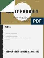 Audit Produit VF