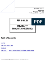 487734 FM 39761 Military Mountaineering