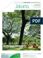 Jakarta Globe - Green Jakarta