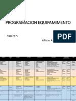 Programa Taller