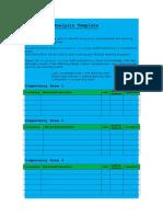 Gap Analysis Template 01