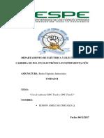 Uso de Software DPC Track y DPC Track2
