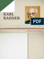 Exposicion - Karl Rahner
