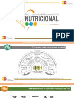 PresentaciónReconocimiento Responsabilidad Nutricional Para Evento
