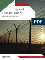 Criminology 2013 Us