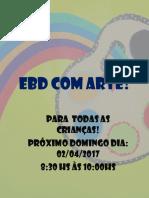 EBD Com Arte!