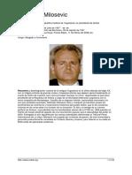 Slobodan Milosevic Serbia